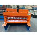 Máquina de formação de rolo de azulejo esmaltado
