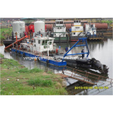 Digging Sand Pump Dredger in Nigeria (CSD 200)