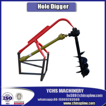 Post Hole Ditcher in 50cm Durchmesser
