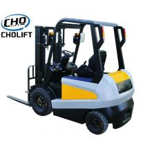Best Quality for Stacker Forklift 2T 4 wheels Electric Forklift export to Dominican Republic Suppliers
