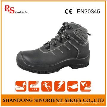 Chaussures de sécurité de bonne qualité, Chaussures de sécurité industrielle Low Price RS007