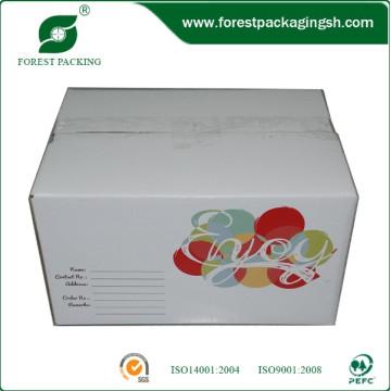 Boîtes en carton en papier carton ondulé