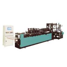 Automática de alta velocidad de tres bordes sello bolsa de fabricación de la máquina