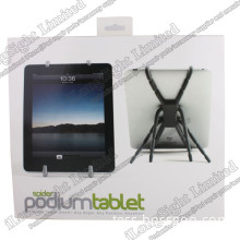 360o One-way Clamp Adjustable Arm Stand Bedroom Tablet PC Mo