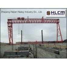 Shipyard Gantry Crane 03 with SGS