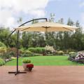 Gartenmöbel Sonnenschirm Klappbalkon Sonnenschirm Sonnenschirm Freizeitgarten Hof Strandwache großer römischer Sonnenschirm
