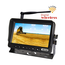 Wireless Monitor with 2.4GHz Wireless AV Receiver and Video Function