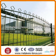 China Double-loop Arched Mesh Fence