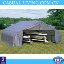 Double Garage Carports Tent, Boat Storage Tent
