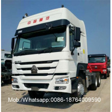 6X4 HOWO7 Sinotruk Two Sleeper شاحنة جرار