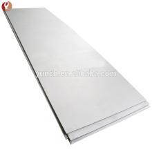 Precio de hoja de tungsteno puro de alta calidad por kg