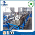 photovoltaic solar structure hat section roll forming machine