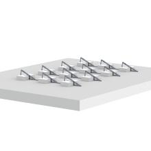 Système réglable portatif de support de triangle de kits de logement de puissance solaire 300W