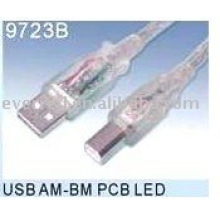 CABLOS USB