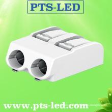 Conector de 2 pines PCB SMD LED iluminación bloque Terminal