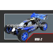 VRX escala 1/8 4WD rc nitro powered buggy RTR com motor GO.28