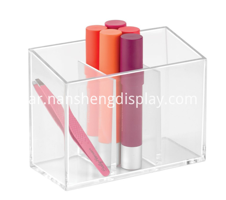 Divided Cosmetic Organizer