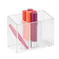 Clarity Vanity Cabinet Cosmetic Organizer Makeup Holder