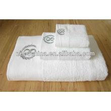 Novedad diferentes colores disponibles toallas de hotel 100% algodón 5 estrellas