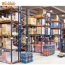 Регулируемая стальная система вешалки пакгауза для хранения