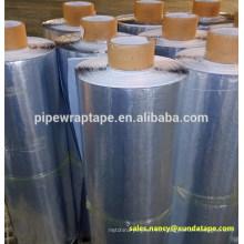 protección contra la corrosión de la tubería Jumbo roll Alunimum cinta protectora