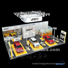 8m*10m portable and collapsible car trade show