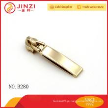 JZ zíper zíper em liga de zinco em Guangzhou