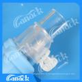 Circuit de respiration médicale de l'anesthésie de silicium CE / ISO 13485
