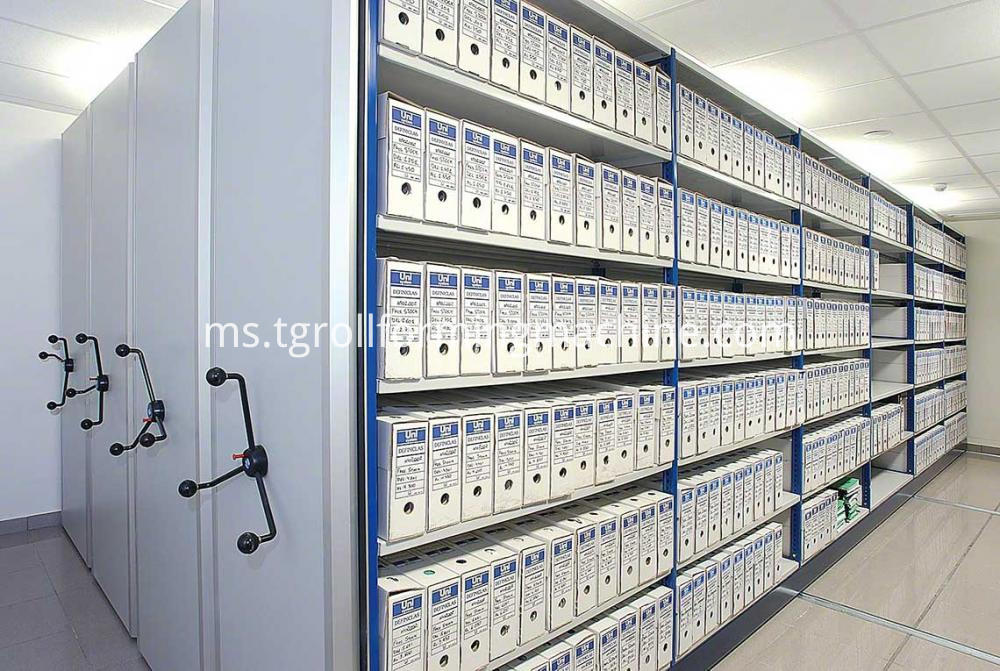 Moviblock Lockers 14