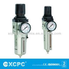 Aire fuente tratamiento-XMAW serie regulador y filtro de aire filtro de combinación-aire unidades de elaboración