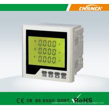 Размер рамки 96 * 96mm Заводская цена ЖК-дисплей AC Трехфазный цифровой амперметр, для промышленного использования
