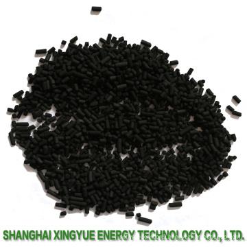 bulk density of 3.0mm coal anthracite activated carbon in 25kg per bag