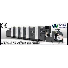 Высокая скорость смещения печатная машина (WJPS-PS350)