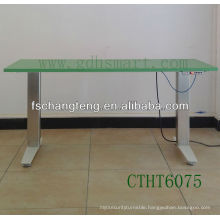 WorkFit-D, Height-Adjustable Smart Sitting Standing Desk