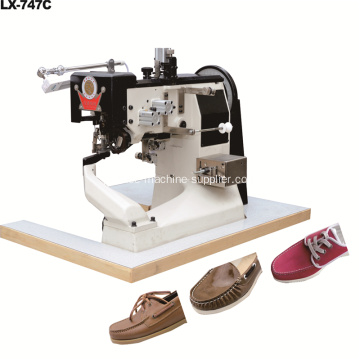 Buty Casual Moccasin Sewing Machine