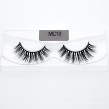 Wholesale 2021 Fashion 3D 5D 25mm Mink Lashes Extension False Eyelashes with Customized Package Box