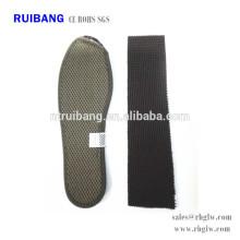 fabrication de matériel de patin de chaussure semelle de carbone activé
