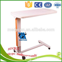 BDCB21 Hospital moving over-bed table