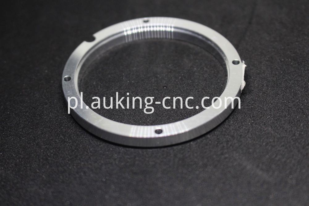High Precision Aluminium Parts