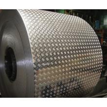 Bobina de aluminio grabada para el dispositivo