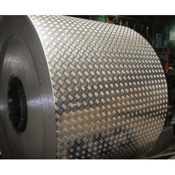Geprägte Aluminiumspule für das Gerät
