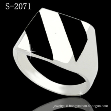 Classic Design Fashion Jewelry 925 Sterling Silver Ring