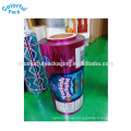 BOPP Pearlised plastic roll film for food packaging