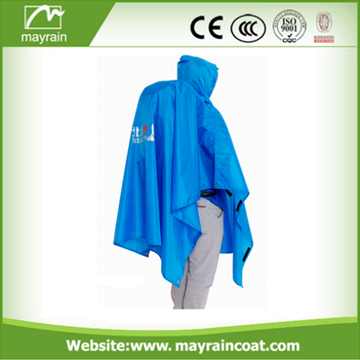 Outdoor Travel Rain Poncho Backpack Cover Waterproof