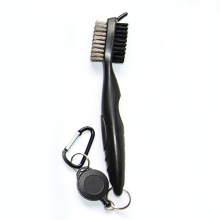 Functional Golf Club Brush and Groove Cleaner