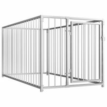 Dog kennels highest quality  pet kennels/ welded Large dogs  hot dipped galvanized Easy installation