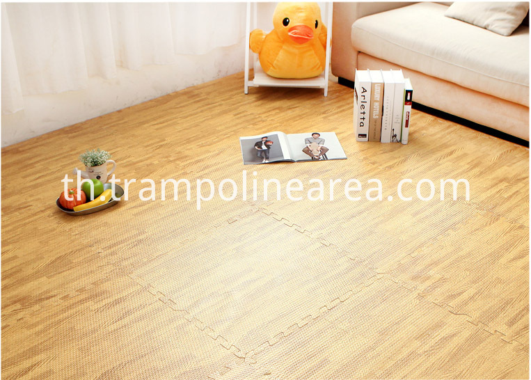 wood grain soft mat