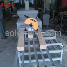 Hydraulic type sawdust pallet compress machine