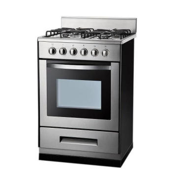 High Quality Full Stainless Steel 4 Gas Burner Gas Oven