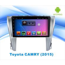 Автомобильный DVD-плеер с системой Android GPS для Toyota Yaris L 10,1-дюймовый сенсорный экран с Bluetooth / WiFi / TV